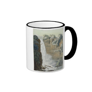 Tequendama Waterfall on the Bogota river, Colombia Coffee Mug