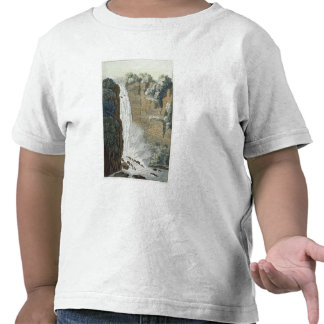 Tequendama Waterfall on the Bogota river, Colombia Tee Shirt