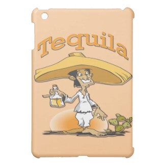 Tequila Cactus Mexican Sombrero iPad Mini Covers