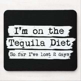 Tequila Diet Mousepad