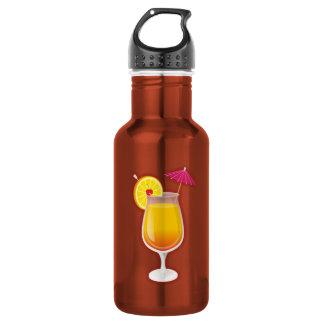 Tequila sunrise 532 ml water bottle