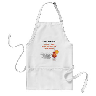Tequila Sunrise Alcoholic Beverage Recipe Standard Apron