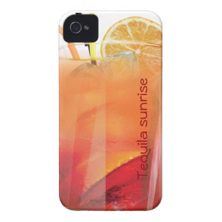 Tequila sunrise Case-Mate iPhone 4 cases