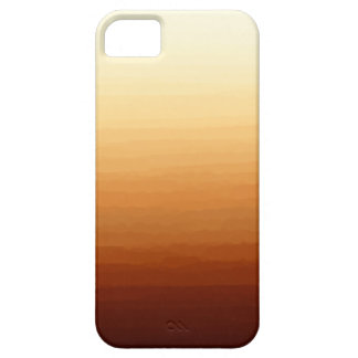 Tequila Sunrise iPhone 5 Cover