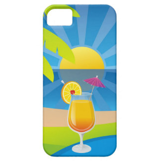 Tequila sunrise iPhone 5 covers