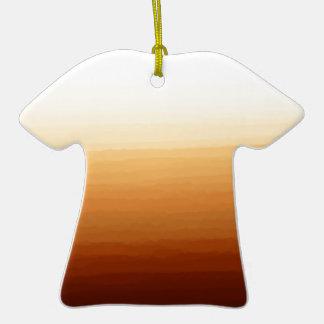 Tequila Sunrise Ceramic T-Shirt Decoration