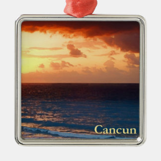 Tequila Sunrise Christmas Ornaments