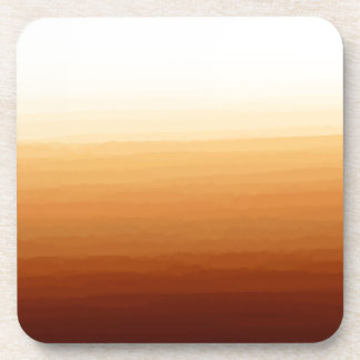 Tequila Sunrise Drink Coaster