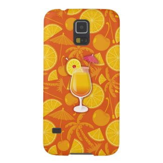 Tequila sunrise galaxy s5 covers