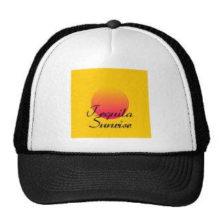 Tequila Sunrise Hats