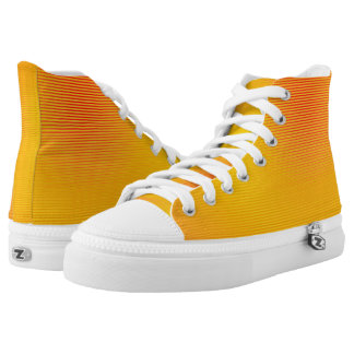 Tequila Sunrise High Tops