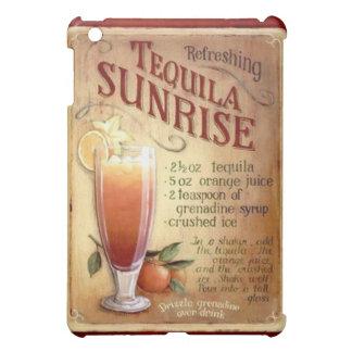 Tequila Sunrise iPad Mini Cases