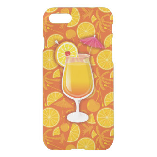 Tequila sunrise iPhone 7 case