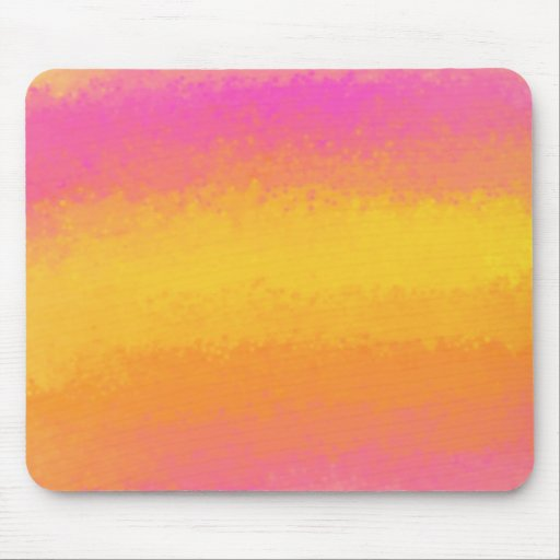 Tequila Sunrise Mouse Pads