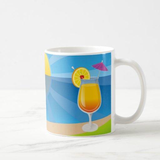 Tequila Sunrise Mug