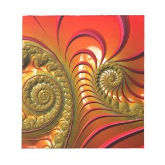 Tequila Sunrise Note Pads