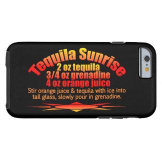 Tequila Sunrise phone cases