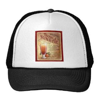 tequila sunrise recipe mesh hats