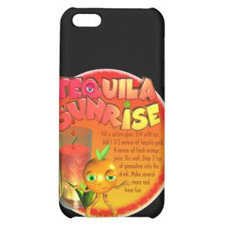 Tequila Sunrise recipe iPhone 5C Covers