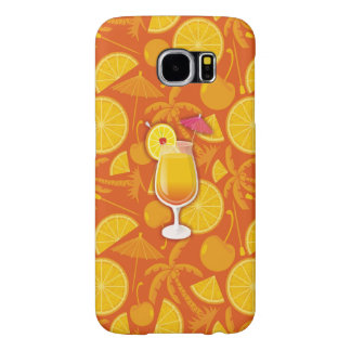 Tequila sunrise samsung galaxy s6 cases