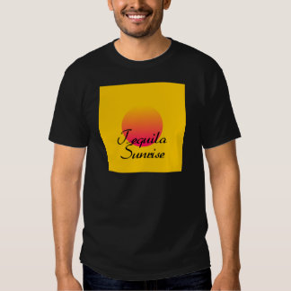 Tequila Sunrise Shirt