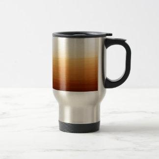 Tequila Sunrise Stainless Steel Travel Mug