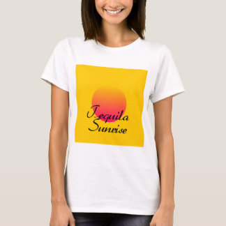 Tequila Sunrise T-Shirt