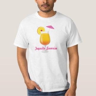 Tequila Sunrise Tshirts