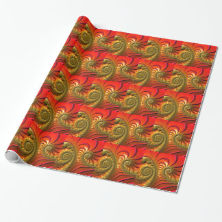 Tequila Sunrise Wrapping Paper