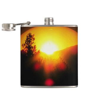 Tequila Sunset? Hip Flasks