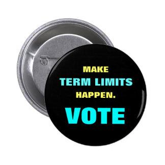 Term Limits button