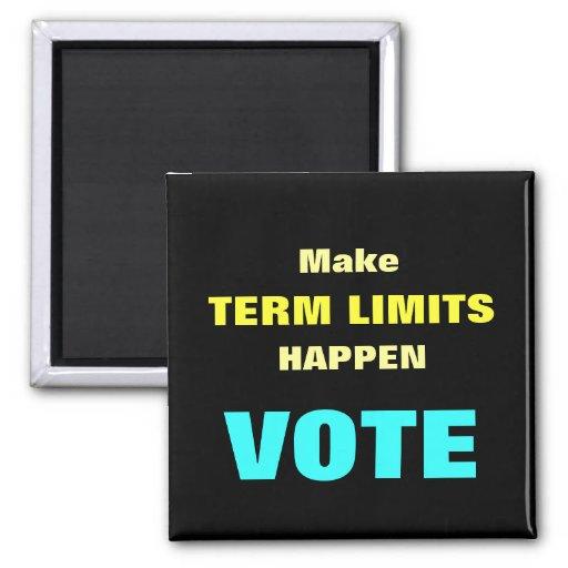 Term Limits Magnet