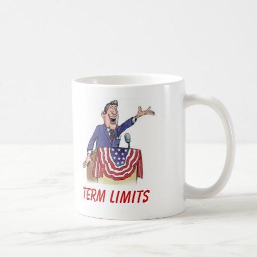 Term Limits Politician Mug