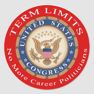 Term Limits stickers