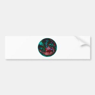 Terra Luna Bumper Sticker