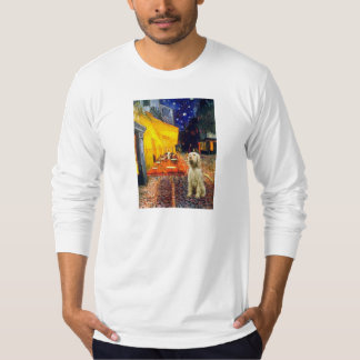 Terrace Cafe - Italian Spinone #5 T-Shirt