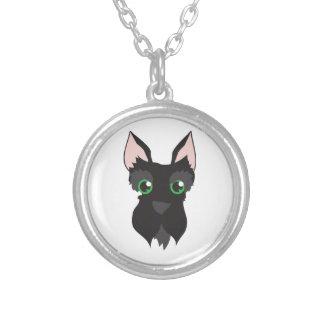 Terrier Head Custom Jewelry