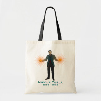 Tesla, shopping bag