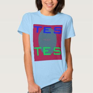 test1 tee shirt