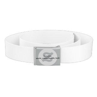 .test belt