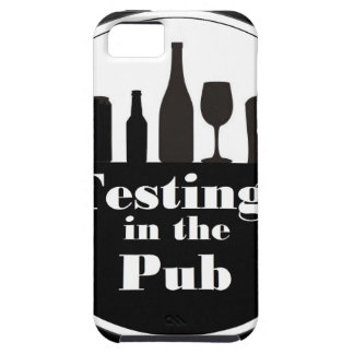 Testing In The Pub branded merchandise iPhone 5 Cases