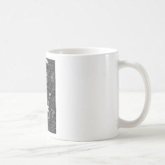 TETHERED! (design 1) ~ Basic White Mug