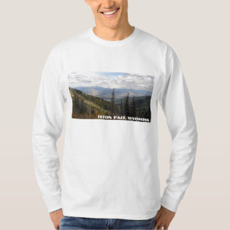 teton pass, Teton Pass, Wyoming T-Shirt