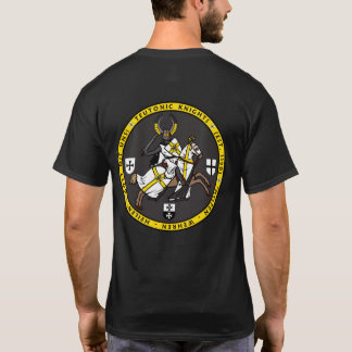 Teutonic Knight Charging Seal Shirt