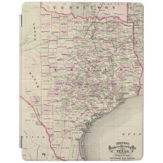 Texas 12 iPad cover