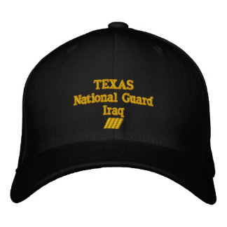 TEXAS 24 MONTH EMBROIDERED HATS