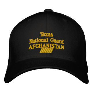 Texas 42 MONTH TOUR Embroidered Baseball Cap