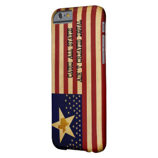 Texas / American Flag iPhone Case