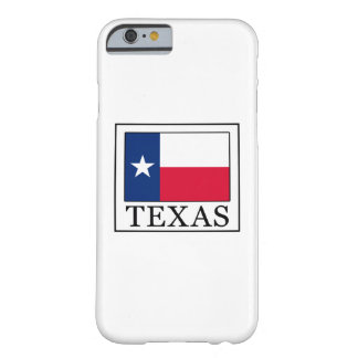 Texas Barely There iPhone 6 Case