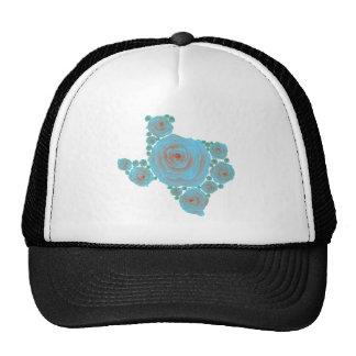 Texas Blue Rose Cap